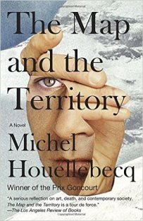 The Map and the Territory by Michel Houllebecq