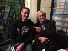 with Dennis Etchison