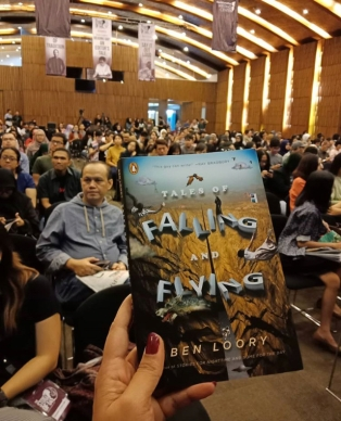 Tales of Falling and Flying in Jakarta