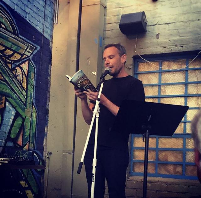 Ben Loory at Stories