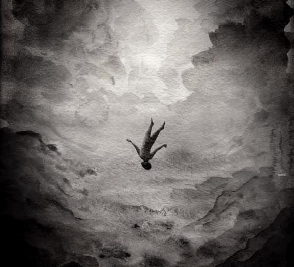 God (art by Victor Boyda)